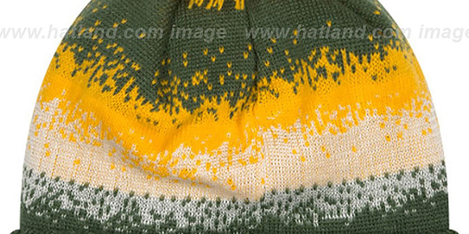 Packers 'SPEC-BLEND' Knit Beanie Hat by New Era