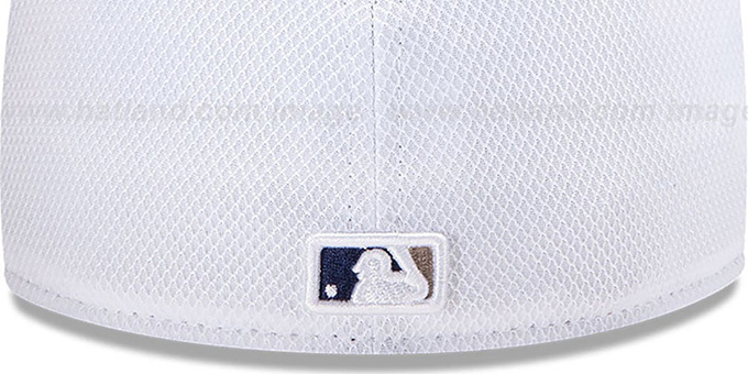Padres '2013 DIAMOND-TECH BP' Navy-White Hat by New Era