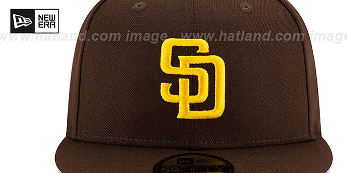 Padres 'AC-ONFIELD GAME' Hat by New Era