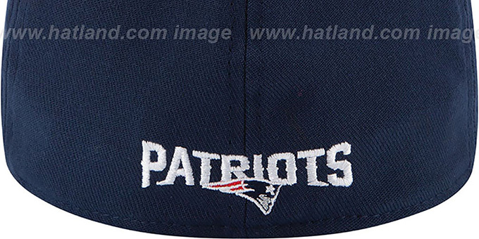Patriots '2014 NFL DRAFT FLEX' Navy Hat by New Era