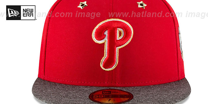 Phillies '2016 MLB ALL-STAR GAME' Fitted Hat by New Era