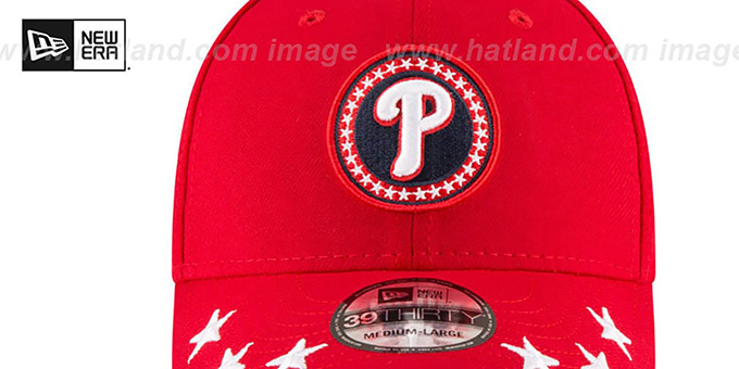 Phillies '2018 MLB ALL-STAR WORKOUT FLEX' Hat by New Era
