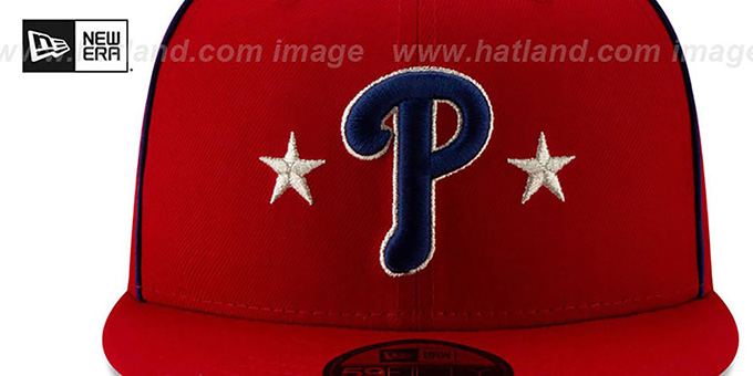Phillies '2019 MLB ALL-STAR GAME' Fitted Hat by New Era