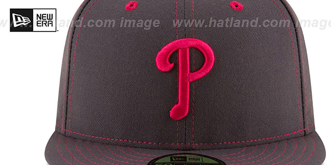 Phillies 'MOTHERS DAY' Fitted Hat by New Era