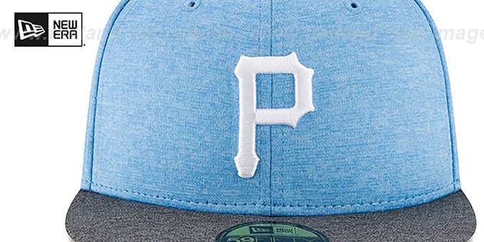Pirates '2017 FATHERS DAY' Fitted Hat by New Era