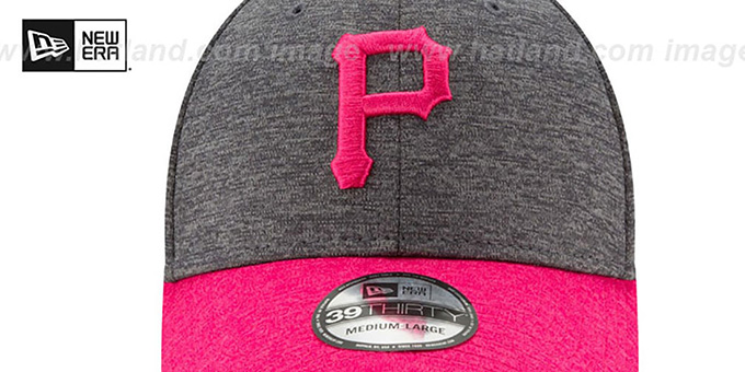 Pirates '2017 MOTHERS DAY FLEX' Hat by New Era