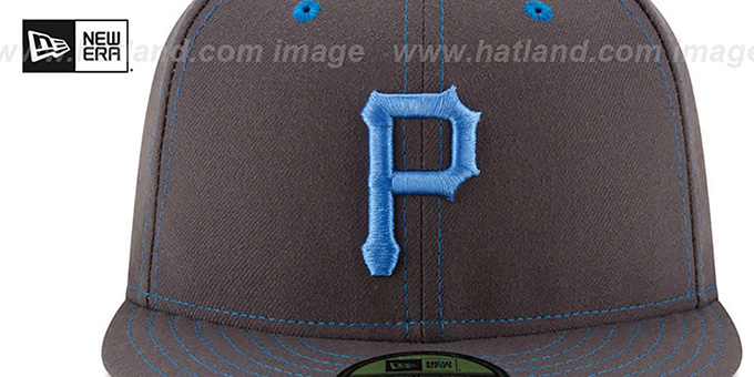brand new 810f8 30dbf Pittsburgh Pirates FATHERS DAY Fitted Hat by New Era
