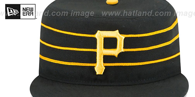 Pirates 'PERFORMANCE PILLBOX ALTERNATE - 2' Hat by New Era