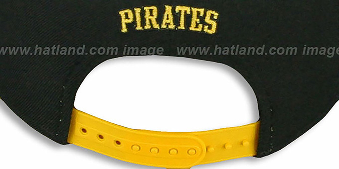 Pirates 'REPLICA ALTERNATE SNAPBACK' Hat by New Era