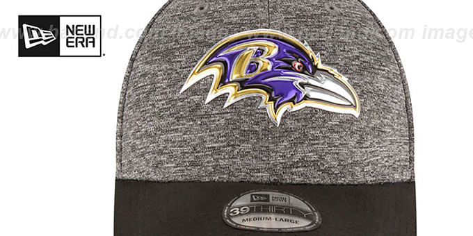Ravens '2016 NFL DRAFT FLEX' Hat by New Era