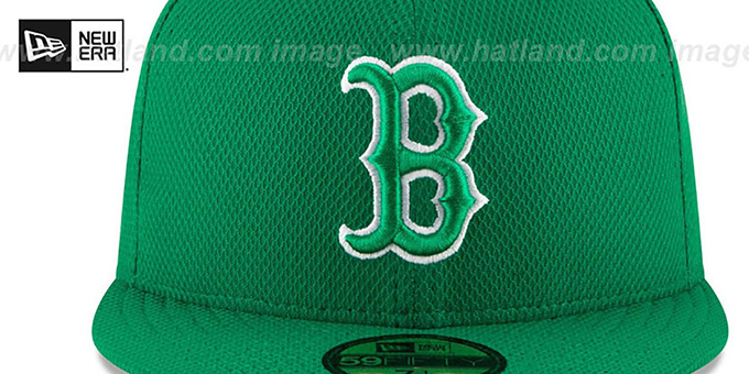 Red Sox '2016 ST PATRICKS DAY' Hat by New Era