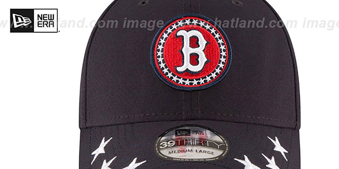 Red Sox '2018 MLB ALL-STAR WORKOUT FLEX' Hat by New Era