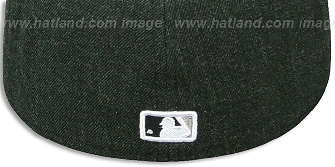 Red Sox '2T-HEATHER ACTION' Charcoal-Grey Fitted Hat by New Era