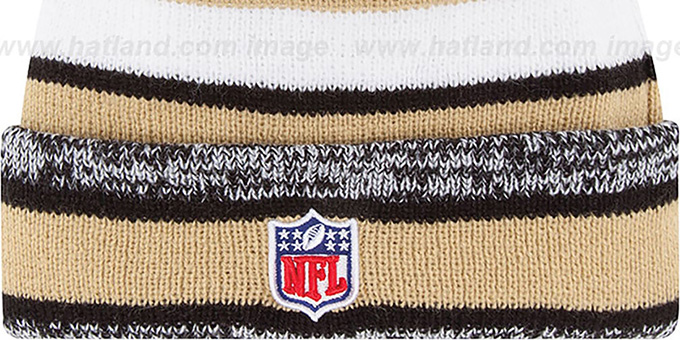Saints '2014 STADIUM' Knit Beanie Hat by New Era