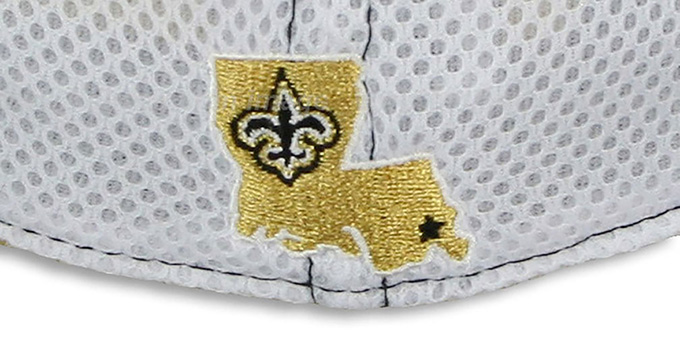 Saints 'BLITZ NEO FLEX' Hat by New Era