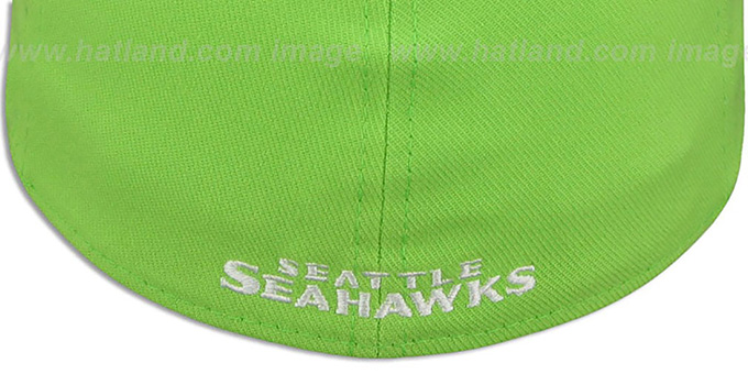 Seahawks '2014 NFL STADIUM FLEX' Green Hat by New Era
