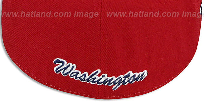 Senators 'HEADSTRONG' Red Fitted Hat by American Needle