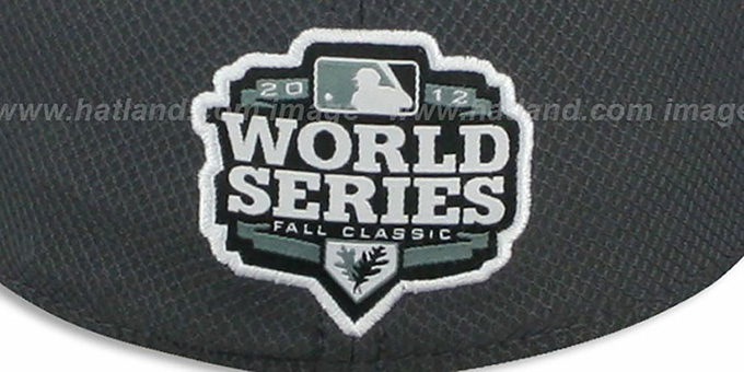 SF Giants 2012 'WORLD SERIES CHAMPS' Hat by New Era