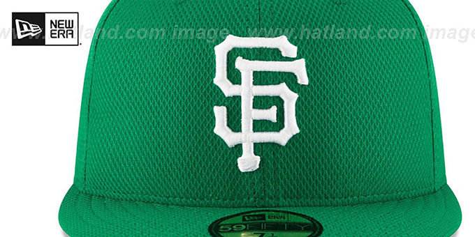 SF Giants '2016 ST PATRICKS DAY' Hat by New Era