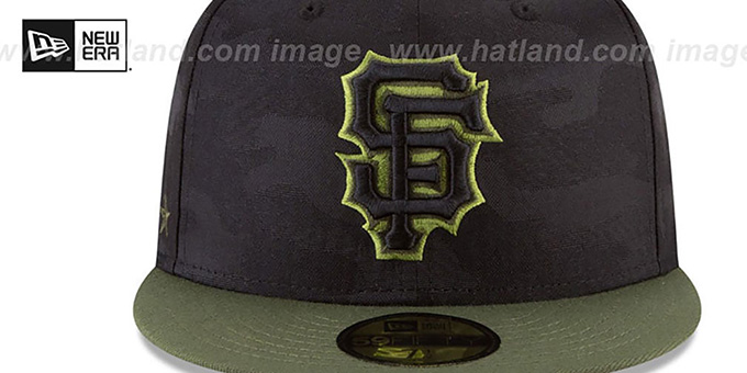 check out a78f5 5001e ... SF Giants 2018 MEMORIAL DAY  STARS N STRIPES  Hat by New Era ...
