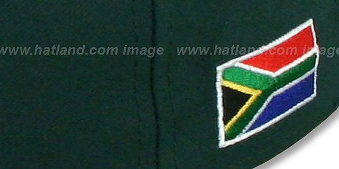 South Africa 'PERFORMANCE WBC' GAME Hat by New Era