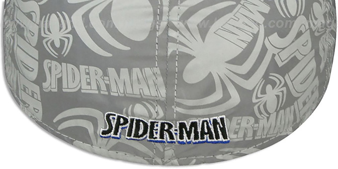 Spiderman 'COMIC REFLECT' Fitted Hat by New Era