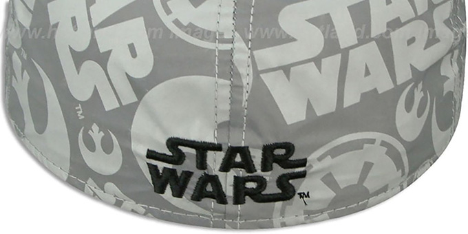 Star Wars 'COMIC REFLECT' Fitted Hat by New Era