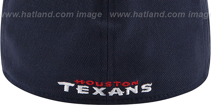 Texans '2014 NFL DRAFT FLEX' Navy Hat by New Era