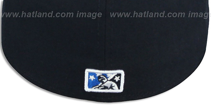 Thunder 'MIGHTY-XL' Navy Fitted Hat by New Era