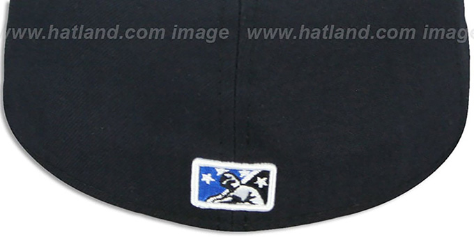 Thunder 'PERFORMANCE ALT' Navy Fitted Hat by New Era