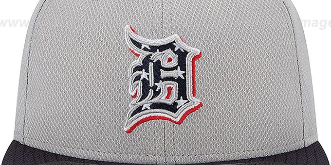 super popular c4d4f a2ec0 ... promo code for tigers 2013 july 4th stars n stripes hat by new era  b696f 7409f