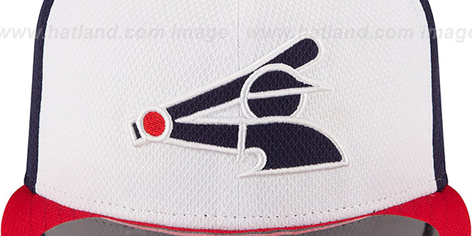 White Sox 'ALTERNATE DIAMOND-TECH BP' Hat by New Era