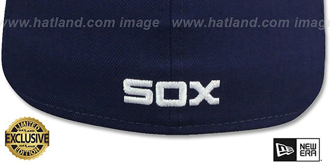 White Sox 'SOUTH SIDE HITMEN' Navy Fitted Hat by New Era