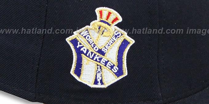 697831b3388 New York Yankees 1951 WORLD SERIES GAME-2 Hat by New Era