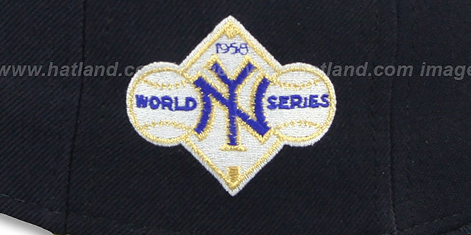 Yankees 1958 'WORLD SERIES GAME'-2 Hat by New Era