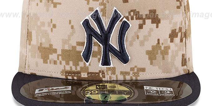 New York Yankees 2014 STARS N STRIPES Fitted Hat by New Era 528b8b9cdf6