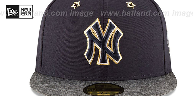 Yankees '2016 MLB ALL-STAR GAME' Fitted Hat by New Era