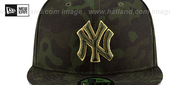 new concept dc2d0 6a393 ... Yankees 2019 ARMED FORCES  STARS N STRIPES  Hat by New Era ...