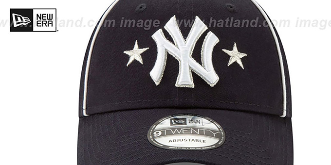 Yankees '2019 MLB ALL-STAR GAME STRAPBACK' Hat by New Era