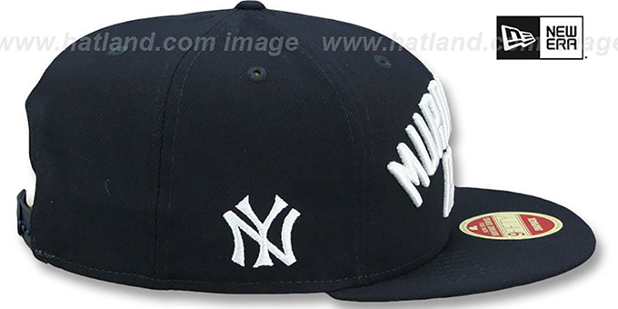Yankees 'MURDERERS ROW' CALLOUT SNAPBACK Hat by New Era