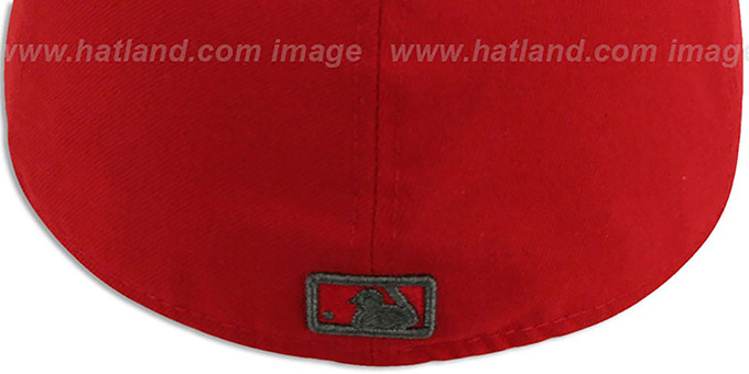Yankees 'STUD-POP' Red Fitted Hat by New Era