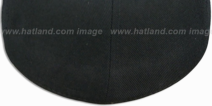 Zephyr '32-5 BLANK' Black Fitted Hat