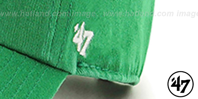 47 'BLANK CLASSIC STRAPBACK' Kelly Green Adjustable Hat