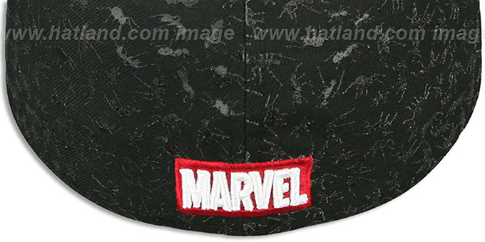 Ant-Man 'ANTS ALL-OVER' Black Fitted Hat by New Era