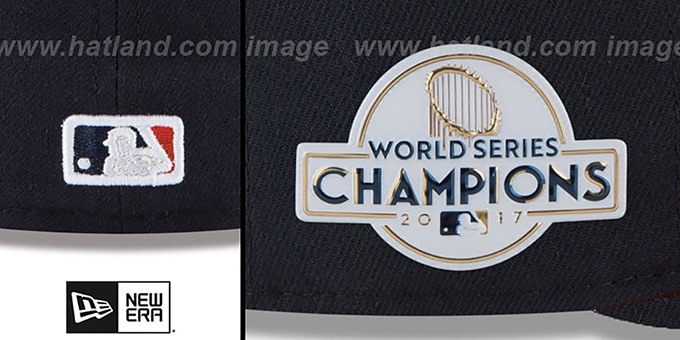 ... Astros  2017 WORLD SERIES  CHAMPIONS HOME Hat by New Era 7506b3bd52da