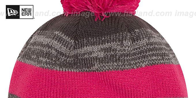 Bengals '2016 BCA STADIUM' Knit Beanie Hat by New Era