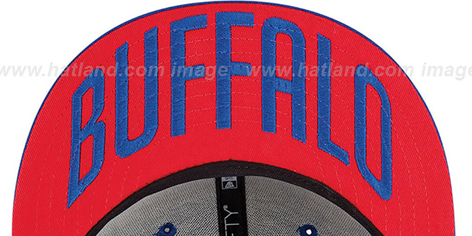 Bills 'NFL 2013 DRAFT' Royal 59FIFTY Fitted Hat by New Era