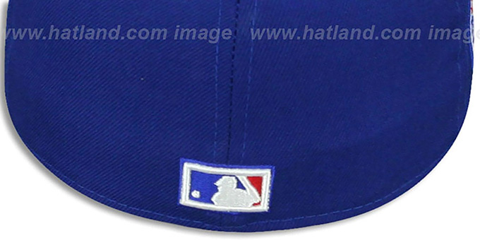 Braves 1972 'SIDE ALL-STAR-PATCH' Fitted Hat by New Era