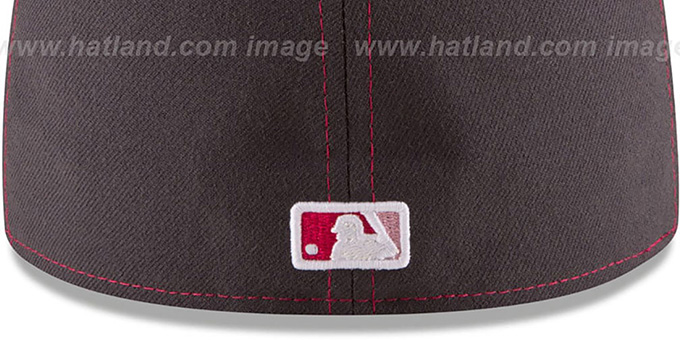 competitive price e51c5 c3672 Atlanta Braves MOTHERS DAY Fitted Hat by New Era