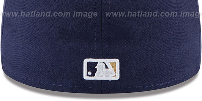 Brewers 'AC-ONFIELD GAME' Hat by New Era